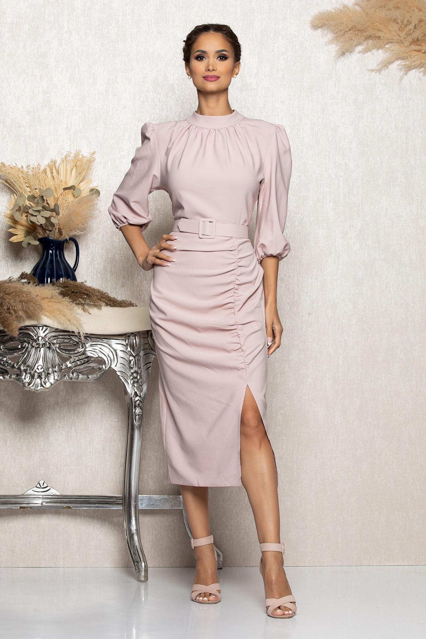 Rochie Fiorella Rose Marimi Mari XL (42)   XXL (44)   3XL (46)