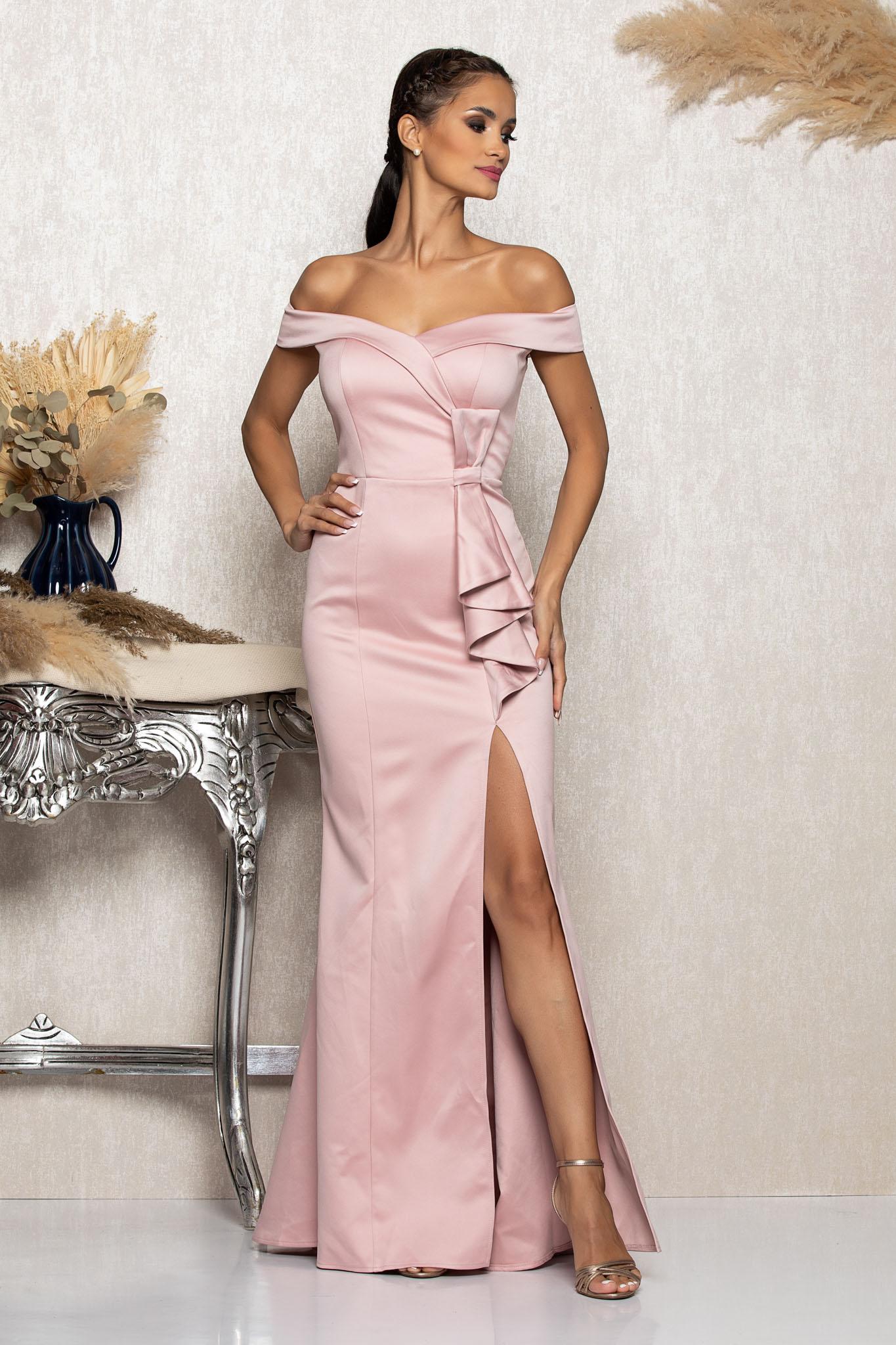 Rochie Irresistible Rose Marimi Mari XS (34)   S (36)   M (38)   L (40)   XL (42)   XXL (44)   3XL (46)