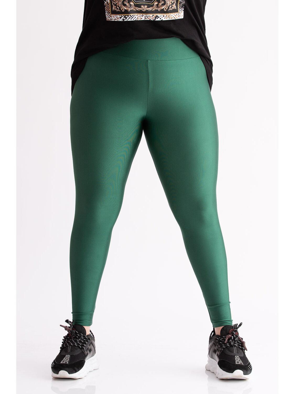 Colanti Spark Verde Plus Size marime