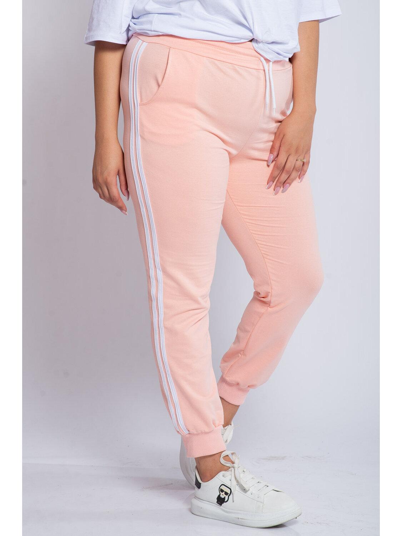 Pantaloni Dama Blanca Pink Plus Size marime