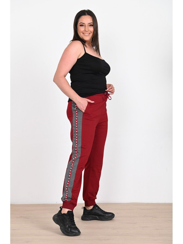 Pantaloni Dama Laura Grena Plus Size marime