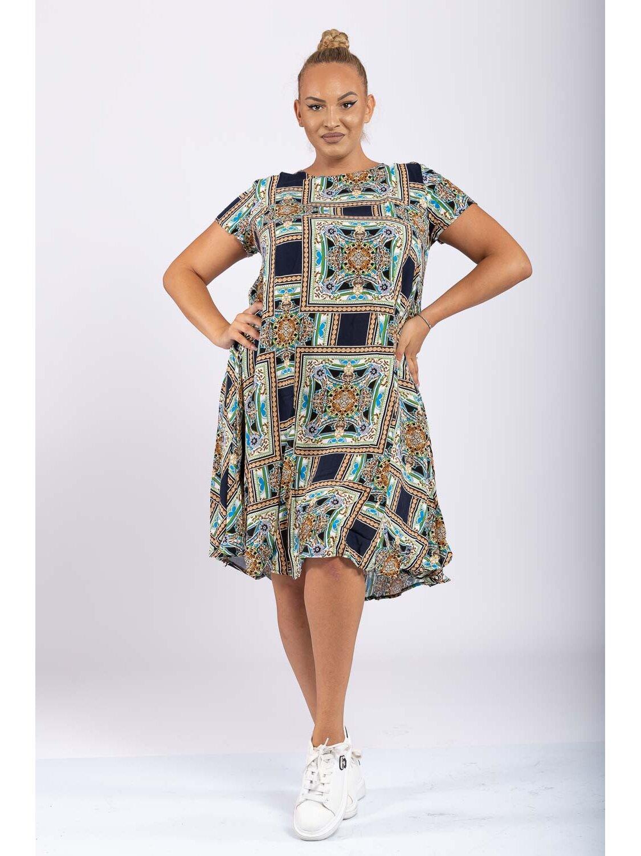 Rochie Dama Eloid Plus Size marime