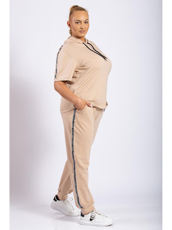 Trening Dama Anny Bej Plus Size marime