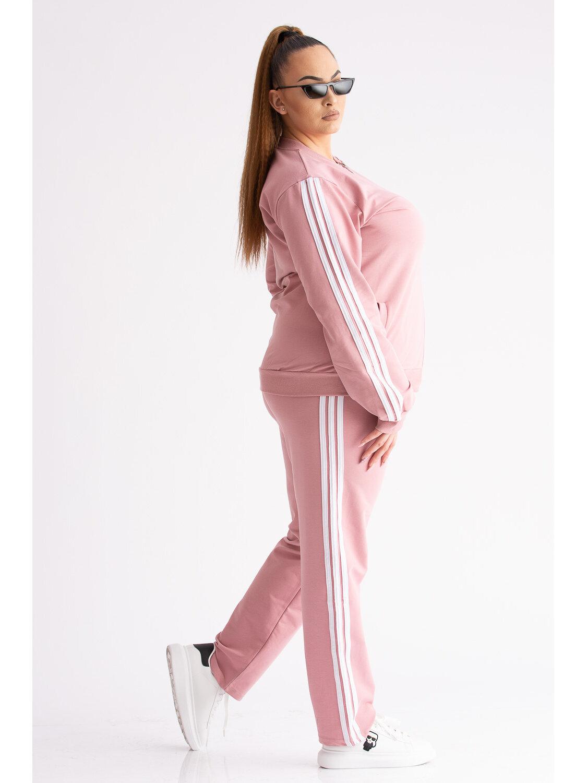 Trening Dama Olly Roze Plus Size marime