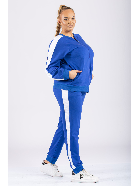 Trening Dama One Albastru Plus Size marime